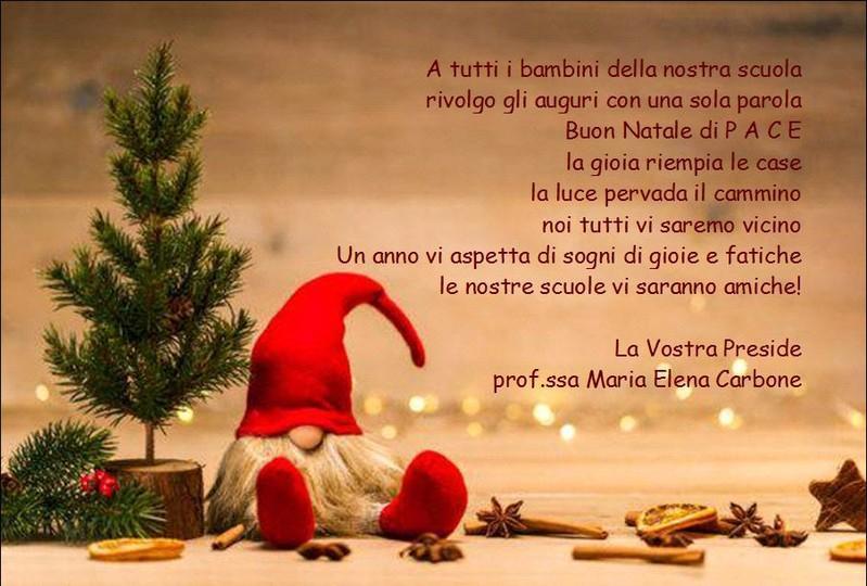 Auguri di buon Natale e felice 2020 – Istituto Comprensivo Leonardo da Vinci